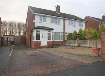 Thumbnail 3 bed property for sale in Kilworth Height, Preston