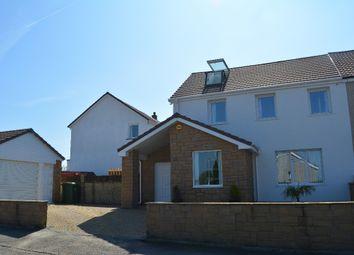 Thumbnail 5 bed semi-detached house for sale in Rashiehill Road, Slamannan, Falkirk