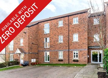 Thumbnail 2 bed flat to rent in Lancaster Court, Boroughbridge, York, North Yorkshire