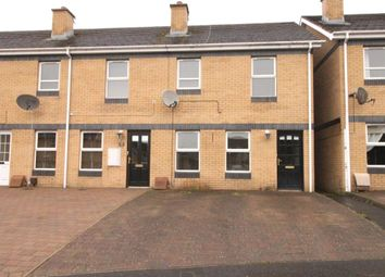 Thumbnail 3 bed semi-detached house for sale in East Street Court, Newtownards