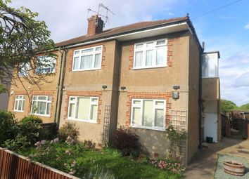 Thumbnail 2 bed maisonette for sale in Brightside Avenue, Staines Upon Thames