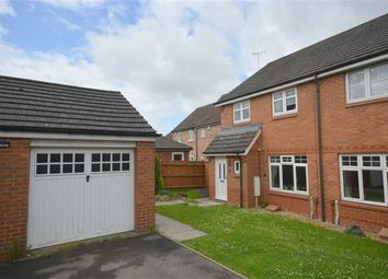Thumbnail 3 bed semi-detached house for sale in Turnstone Drive, Quedgeley, Gloucester