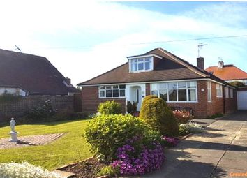 Thumbnail 3 bed detached bungalow for sale in Lancaster Road, Goring-By-Sea, Worthing
