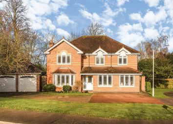 Thumbnail 5 bed detached house for sale in Grosvenor Close, Upper Saxondale, Nottingham