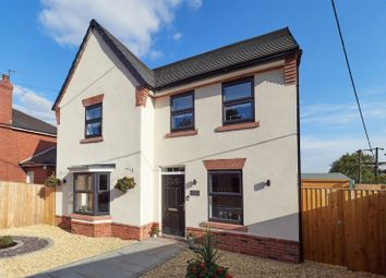 Thumbnail 5 bed detached house for sale in Mow Cop Road, Mow Cop, Staffordshire