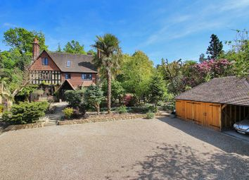 Thumbnail 7 bed country house for sale in Rogues Hill, Penshurst