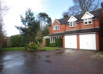 Thumbnail 5 bed property to rent in Broome Gardens, Sutton Coldfield