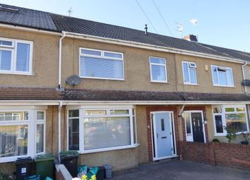 3 bed terraced house for sale in Queensholm Crescent, Downend, Bristol BS16