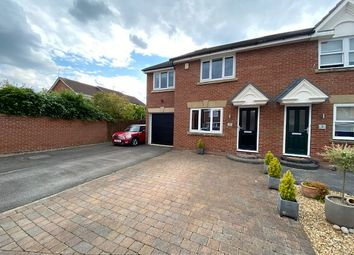 Thumbnail 3 bed semi-detached house to rent in Littlethorpe Close, Strensall, York