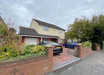 Thumbnail 4 bed detached house for sale in School Road, Thornton-Cleveleys