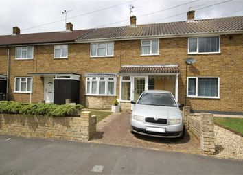 Thumbnail 3 bed terraced house for sale in Kingswood Avenue, Swindon