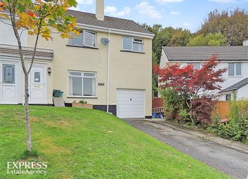 4 bed semi-detached house for sale in Coles Mill Close, Holsworthy, Devon EX22