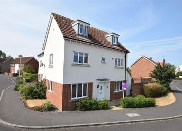 Thumbnail 4 bed semi-detached house for sale in Fennel Road, Portishead, Bristol