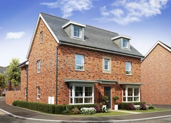 "Thumbnail 5 bedroom detached house for sale in ""Marlowe"" at London Road, Hook"
