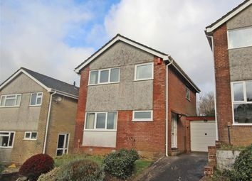 Thumbnail 3 bed link-detached house for sale in Lake View Drive, Tamerton Foliot, Plymouth