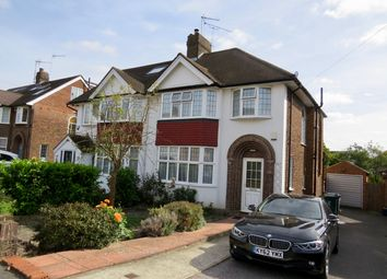 Thumbnail 1 bed semi-detached house to rent in Wolstonbury, London