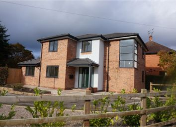 Thumbnail 4 bed detached house for sale in Lyme View, Stoke-On-Trent