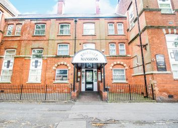 Thumbnail 2 bedroom flat for sale in Boulevard, Hull