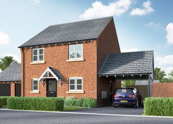 Thumbnail 4 bedroom detached house for sale in Orleton Lane, Telford, Shopshire