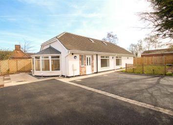 Thumbnail 4 bedroom bungalow for sale in Oakdene Close, Blythe Bridge, Stoke-On-Trent