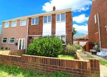 Thumbnail 3 bed semi-detached house for sale in Edwina Avenue, Minster On Sea, Sheerness