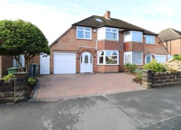 Thumbnail 3 bed semi-detached house to rent in Hurdis Road, Shirley, Solihull