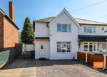 Thumbnail 4 bed semi-detached house for sale in Beeches Road, Leamore, Walsall