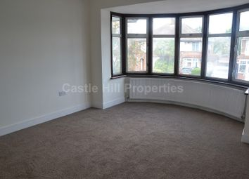 Thumbnail 2 bed flat to rent in Barmouth Avenue, Perivale, Greenford, Greater London.