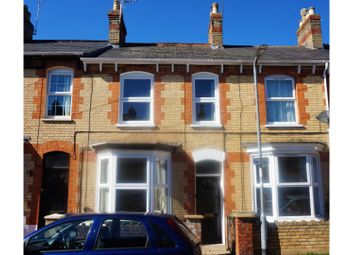 Thumbnail 3 bed terraced house for sale in Portland Street, Taunton