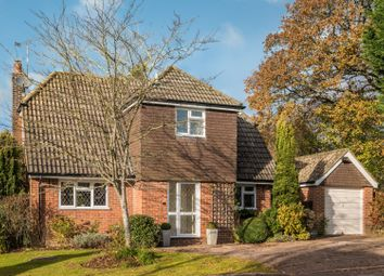 Thumbnail 3 bed detached house for sale in Pennels Close, Milland