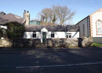 Thumbnail 2 bed semi-detached house for sale in Pentre Castell, Llanberis, Caernarfon, Gwynedd