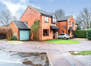 Thumbnail 3 bed detached house for sale in Aland Gardens, Broughton Astley, Leicester, Leicestershire