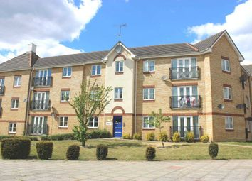 Thumbnail 2 bed flat for sale in Foxglove Path, Thamesmead