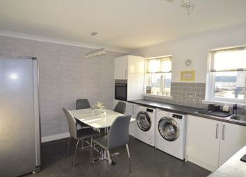 Thumbnail 2 bed flat for sale in Watson Terrace, Drongan, Ayr
