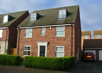 Thumbnail 5 bed detached house for sale in Chepstow Drive, Bourne, Lincolnshire