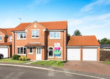 4 bed detached house for sale in Home Farm Close, Laughterton, Lincoln LN1