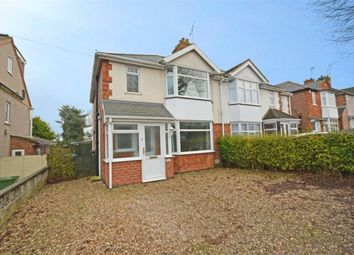 Thumbnail 3 bed semi-detached house for sale in Kingsley Avenue, Hillmorton, Rugby, Warwickshire