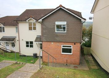 Thumbnail 2 bedroom end terrace house to rent in Biscombe Gardens, Saltash