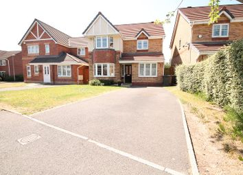 Thumbnail 4 bed detached house to rent in Townsgate Way, Irlam, Manchester