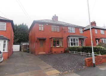 Thumbnail 3 bed semi-detached house for sale in Tyldesley Old Road, Atherton, Manchester
