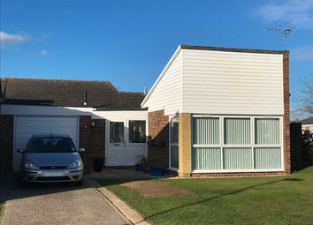 Thumbnail 2 bed bungalow for sale in Conway Drive, Pagham, Bognor Regis, West Sussex.