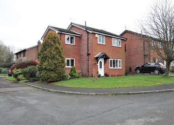 Thumbnail 4 bed detached house for sale in Grange Drive, Hoghton, Preston