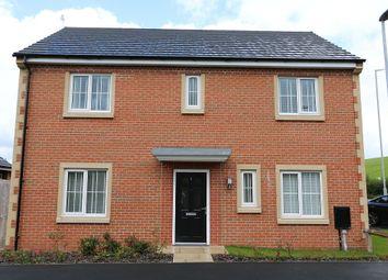 Thumbnail 4 bed detached house for sale in Water Meadows, Longridge, Preston, Lancashire