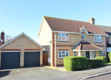 Thumbnail 4 bed detached house for sale in Little Burton, Ashford