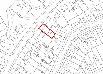 Thumbnail 4 bed detached house for sale in Black Bull Lane, Fulwood, Preston