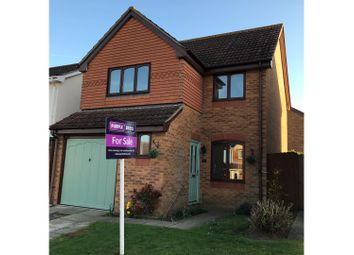 Thumbnail 3 bedroom detached house for sale in Nidderdale Carlton Colville, Lowestoft
