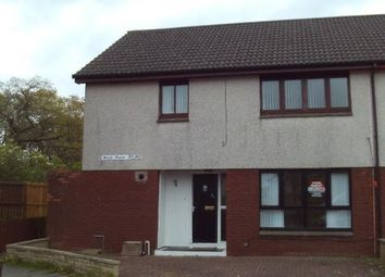 Thumbnail 1 bed flat to rent in Wood Place, Livingston
