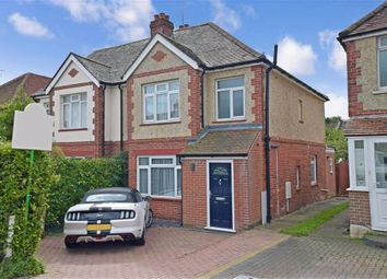 Thumbnail 3 bed semi-detached house for sale in Stakes Road, Waterlooville, Hampshire