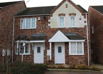 Thumbnail 2 bedroom semi-detached house to rent in The Creamery, Sleaford, Lincolnshire