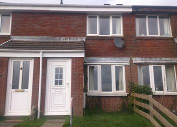 Thumbnail 2 bedroom terraced house to rent in Keats Grove, Priory Park, Haverfordwest